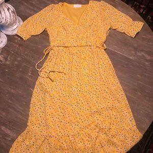 NWOT FLoral dress from Orange Creek